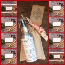 Christmas Festive Spice Spray & Soap Gift